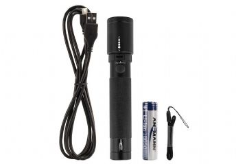 ANSMANN Future T400FR Rechargeable Professional LED Torch